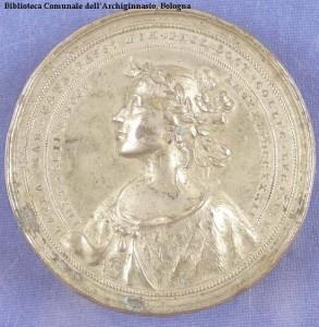 Silver Metal, Biblioteca Comunale dell'Archiginnasio, Bologna