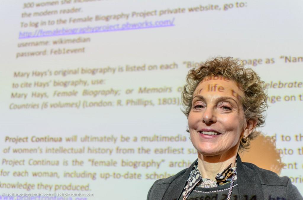 Gina Luria Walker, Deputy Director