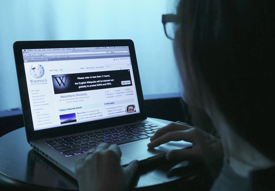 Wikipedia hostile toward women